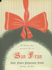 Page 7, 1952 Edition, St Francis Preparatory School - San Fran Yearbook (Brooklyn, NY) online yearbook collection