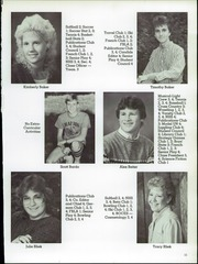 Page 15, 1987 Edition, Marion High School - Noiram Yearbook (Marion, NY) online yearbook collection