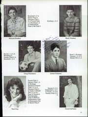 Page 17, 1987 Edition, Marion High School - Noiram Yearbook (Marion, NY) online yearbook collection