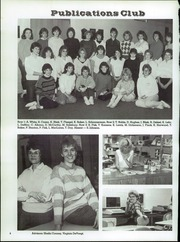 Page 8, 1987 Edition, Marion High School - Noiram Yearbook (Marion, NY) online yearbook collection