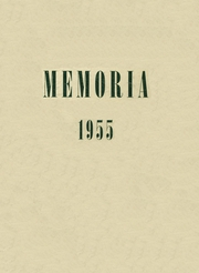 Page 1, 1955 Edition, Newfield Central School - Memoria Yearbook (Newfield, NY) online yearbook collection