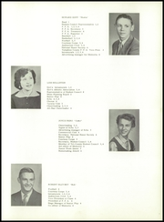 Page 13, 1955 Edition, Newfield Central School - Memoria Yearbook (Newfield, NY) online yearbook collection