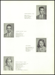 Page 15, 1955 Edition, Newfield Central School - Memoria Yearbook (Newfield, NY) online yearbook collection