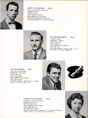 Page 17, 1957 Edition, Carthage Central School - Carthadian Yearbook (Carthage, NY) online yearbook collection