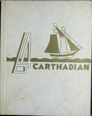 Page 1, 1964 Edition, Carthage Central School - Carthadian Yearbook (Carthage, NY) online yearbook collection