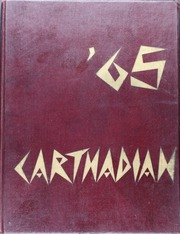 Page 1, 1965 Edition, Carthage Central School - Carthadian Yearbook (Carthage, NY) online yearbook collection