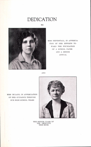Page 9, 1926 Edition, Fairport High School - Hourglass Yearbook (Fairport, NY) online yearbook collection
