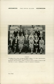 Page 14, 1931 Edition, Fairport High School - Hourglass Yearbook (Fairport, NY) online yearbook collection