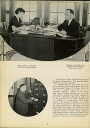 Page 12, 1939 Edition, Fairport High School - Hourglass Yearbook (Fairport, NY) online yearbook collection