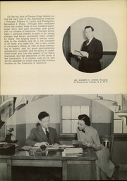 Page 13, 1939 Edition, Fairport High School - Hourglass Yearbook (Fairport, NY) online yearbook collection