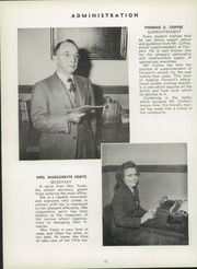 Page 16, 1949 Edition, Fairport High School - Hourglass Yearbook (Fairport, NY) online yearbook collection