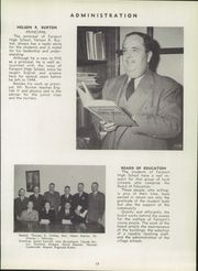 Page 17, 1949 Edition, Fairport High School - Hourglass Yearbook (Fairport, NY) online yearbook collection