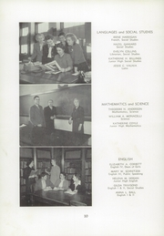 Page 14, 1949 Edition, Albion High School - Chevron Yearbook (Albion, NY) online yearbook collection