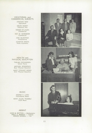 Page 15, 1949 Edition, Albion High School - Chevron Yearbook (Albion, NY) online yearbook collection