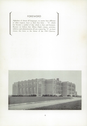 Page 8, 1949 Edition, Albion High School - Chevron Yearbook (Albion, NY) online yearbook collection
