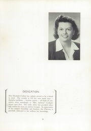 Page 9, 1949 Edition, Albion High School - Chevron Yearbook (Albion, NY) online yearbook collection