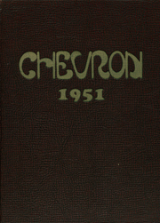 Albion High School - Chevron Yearbook (Albion, NY) online yearbook collection, 1951 Edition, Page 1