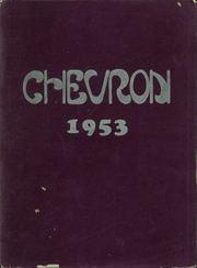 Albion High School - Chevron Yearbook (Albion, NY) online yearbook collection, 1953 Edition, Page 1