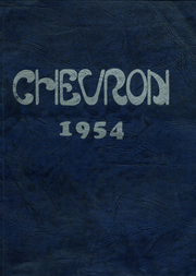 Albion High School - Chevron Yearbook (Albion, NY) online yearbook collection, 1954 Edition, Page 1