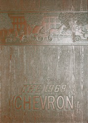 Albion High School - Chevron Yearbook (Albion, NY) online yearbook collection, 1968 Edition, Page 1