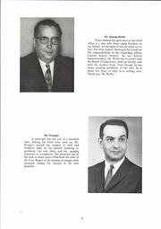 Page 12, 1969 Edition, Albion High School - Chevron Yearbook (Albion, NY) online yearbook collection