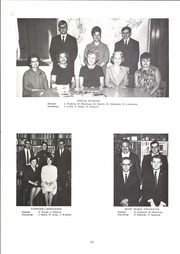 Page 14, 1969 Edition, Albion High School - Chevron Yearbook (Albion, NY) online yearbook collection