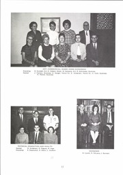 Page 16, 1969 Edition, Albion High School - Chevron Yearbook (Albion, NY) online yearbook collection