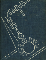 Theodore Roosevelt High School - Saga Yearbook (Bronx, NY) online yearbook collection, 1939 Edition, Page 1