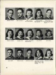 Theodore Roosevelt High School - Saga Yearbook (Bronx, NY) online yearbook collection, 1942 Edition, Page 44