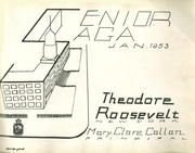 Page 5, 1953 Edition, Theodore Roosevelt High School - Saga Yearbook (Bronx, NY) online yearbook collection