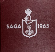 1965 Edition, Theodore Roosevelt High School - Saga Yearbook (Bronx, NY)
