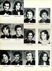Page 212, 1976 Edition, Christ the King High School - Genesis Yearbook (Middle Village, NY) online yearbook collection