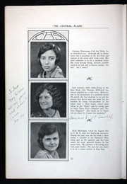 Page 14, 1930 Edition, Valley Stream Central High School - Cadet Yearbook (Valley Stream, NY) online yearbook collection