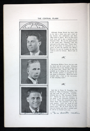 Page 16, 1930 Edition, Valley Stream Central High School - Cadet Yearbook (Valley Stream, NY) online yearbook collection