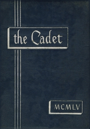 1955 Edition, Valley Stream Central High School - Cadet Yearbook (Valley Stream, NY)