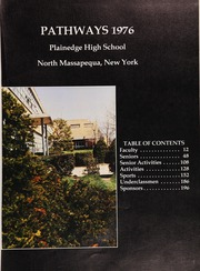 Page 5, 1976 Edition, Plainedge High School - Pathways Yearbook (Massapequa, NY) online yearbook collection