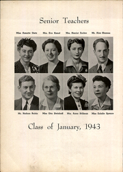Page 10, 1943 Edition, Eastern District High School - Eastern Senior Yearbook (Brooklyn, NY) online yearbook collection