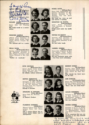 Page 14, 1943 Edition, Eastern District High School - Eastern Senior Yearbook (Brooklyn, NY) online yearbook collection