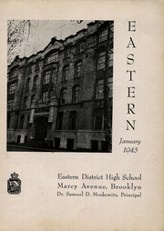 Page 5, 1943 Edition, Eastern District High School - Eastern Senior Yearbook (Brooklyn, NY) online yearbook collection
