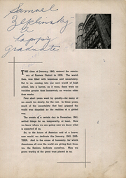 Page 7, 1943 Edition, Eastern District High School - Eastern Senior Yearbook (Brooklyn, NY) online yearbook collection