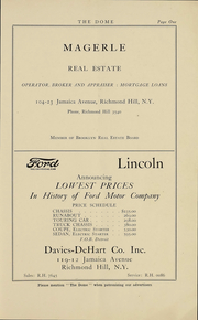 Page 4, 1922 Edition, Richmond Hill High School - Archway Yearbook (Richmond Hill, NY) online yearbook collection