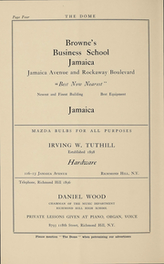 Page 7, 1922 Edition, Richmond Hill High School - Archway Yearbook (Richmond Hill, NY) online yearbook collection