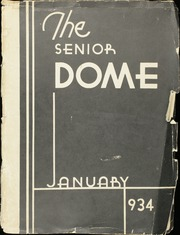 1934 Edition, Richmond Hill High School - Archway Yearbook (Richmond Hill, NY)