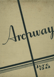 1942 Edition, Richmond Hill High School - Archway Yearbook (Richmond Hill, NY)