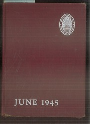 1945 Edition, Richmond Hill High School - Archway Yearbook (Richmond Hill, NY)