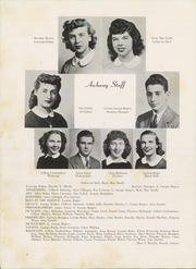 Page 10, 1945 Edition, Richmond Hill High School - Archway Yearbook (Richmond Hill, NY) online yearbook collection