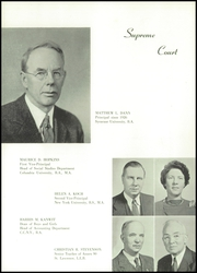 Page 10, 1946 Edition, Richmond Hill High School - Archway Yearbook (Richmond Hill, NY) online yearbook collection