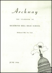 Page 5, 1946 Edition, Richmond Hill High School - Archway Yearbook (Richmond Hill, NY) online yearbook collection