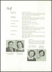Page 9, 1946 Edition, Richmond Hill High School - Archway Yearbook (Richmond Hill, NY) online yearbook collection