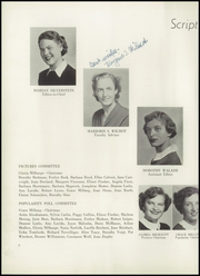 Page 10, 1950 Edition, Richmond Hill High School - Archway Yearbook (Richmond Hill, NY) online yearbook collection